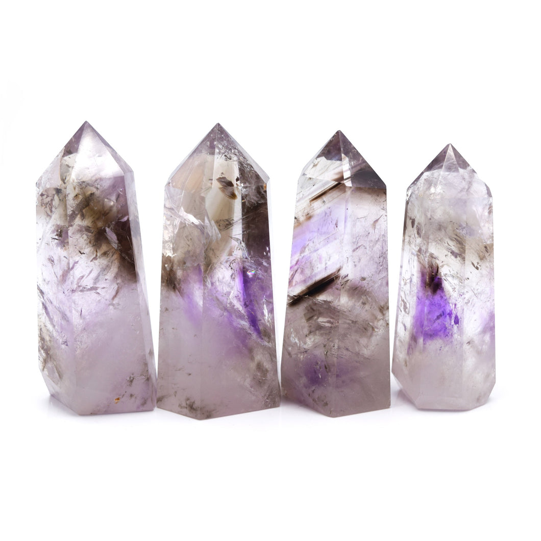 Smoky Amethyst Point