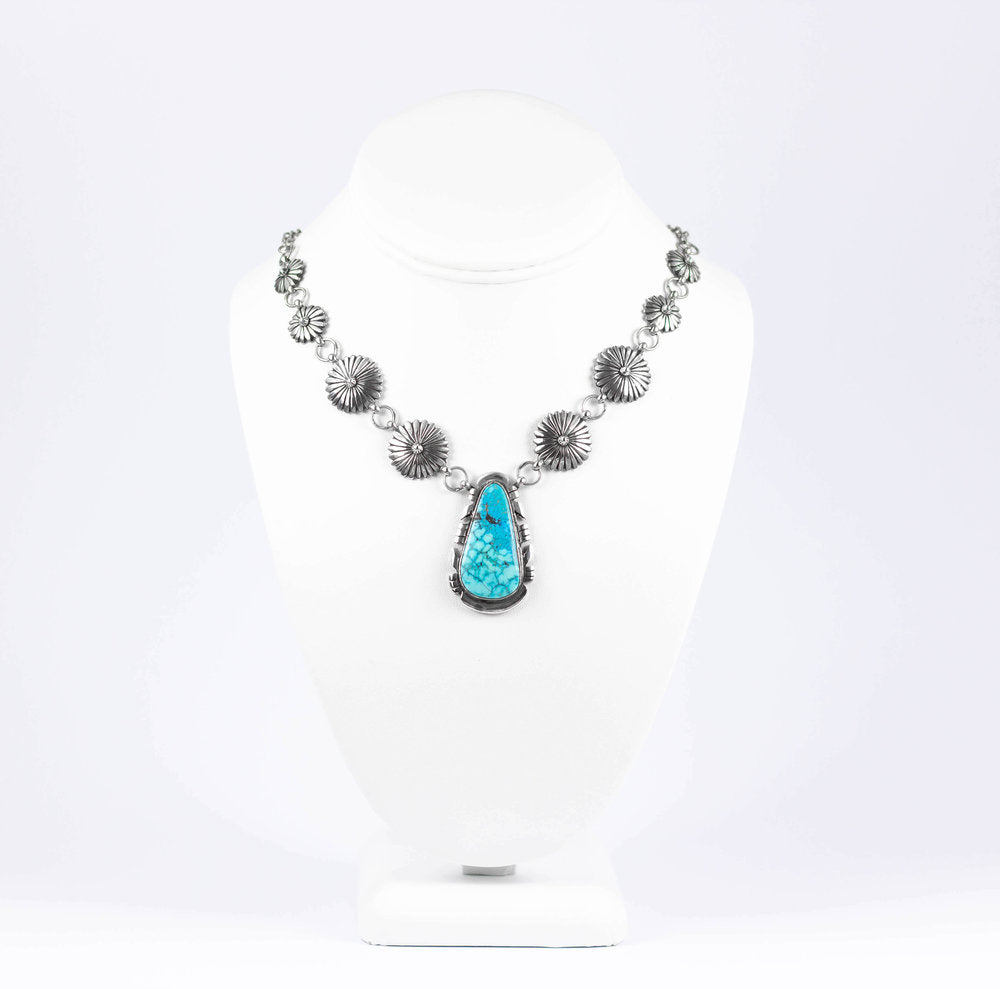 Navajo, Turquoise Necklace