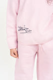 Pink 2-Piece Signature Sweatsuit