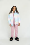 Puffy Colorful Jacket