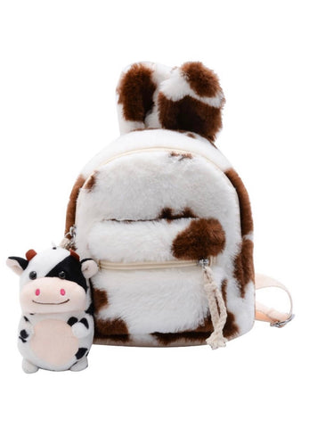 Lil Lady Fluffy Backpack