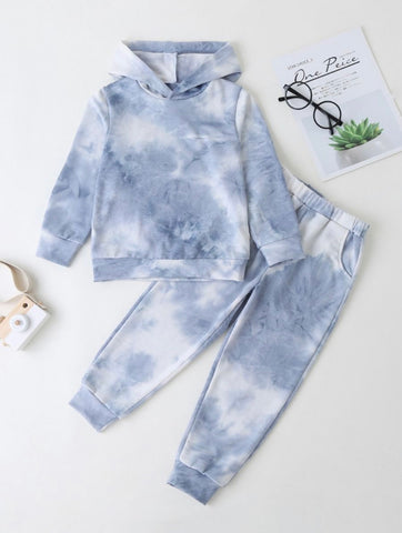 Lil Lady Tie Dye 2-Piece Set