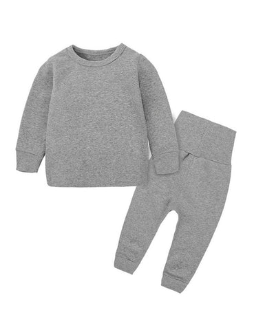 Grey 2-Piece Set