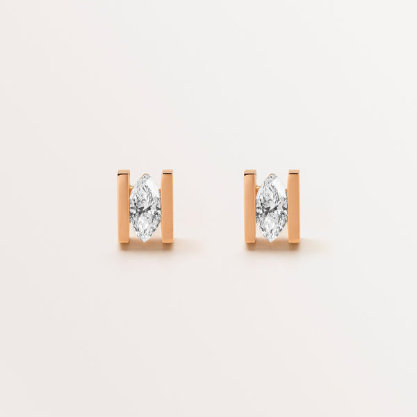 MONOLITH STUD EARRINGS