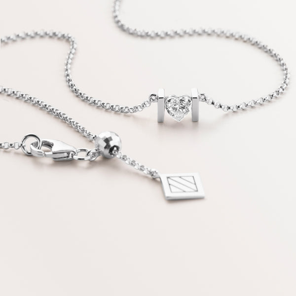 MONOLITH VALENTINES NECKLACE