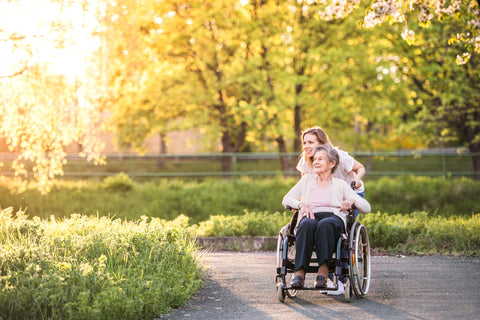 7 Types Aged Care Equipment Walking Assistance