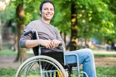 What Considered Mobility Impairment