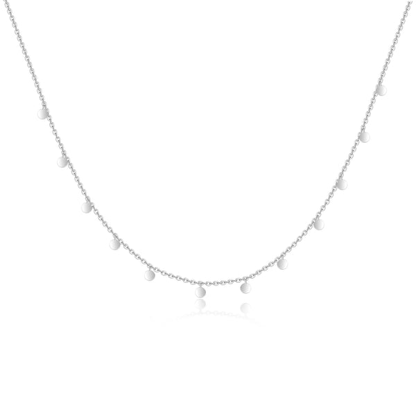 "Collana ""Piccole Gocce"" ~ Argento Sterling 925"