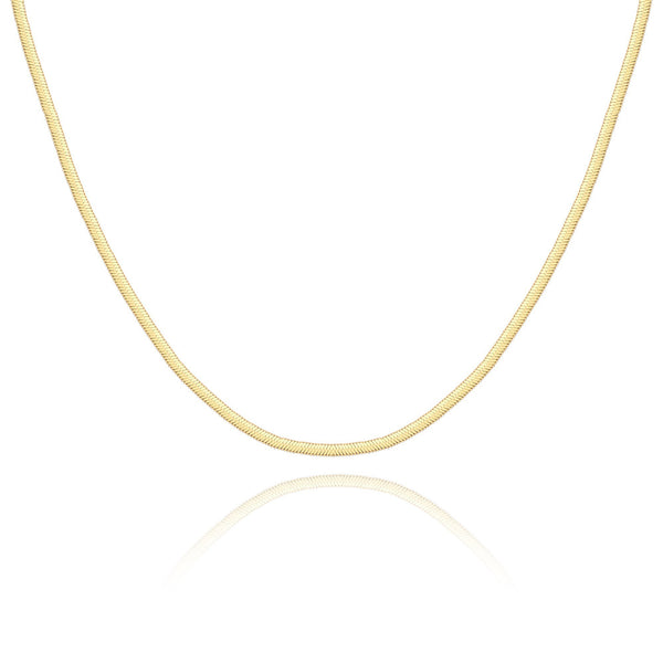 "Collana ""Taylor 3MM"" ~ Oro/Argento"