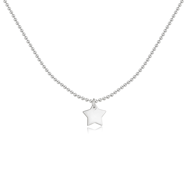 "Collana ""Five Star"" ~ Argento Sterling 925"