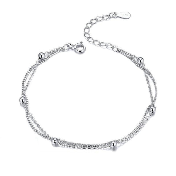 "Bracciale ""Tips"" ~ Argento Sterling 925"