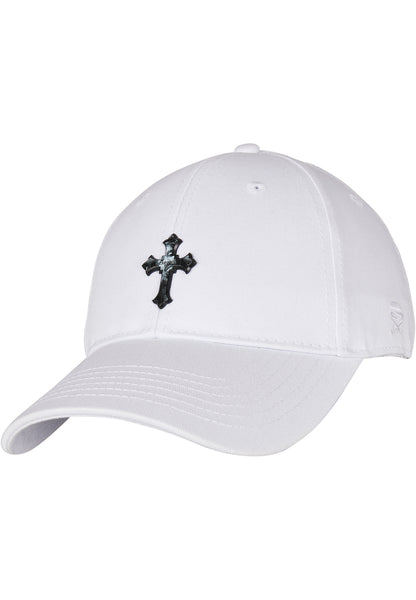 EXDS Curved Cap (Wit)