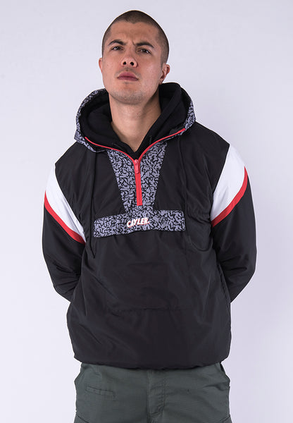 Jay Statement Half Zip Windbreaker