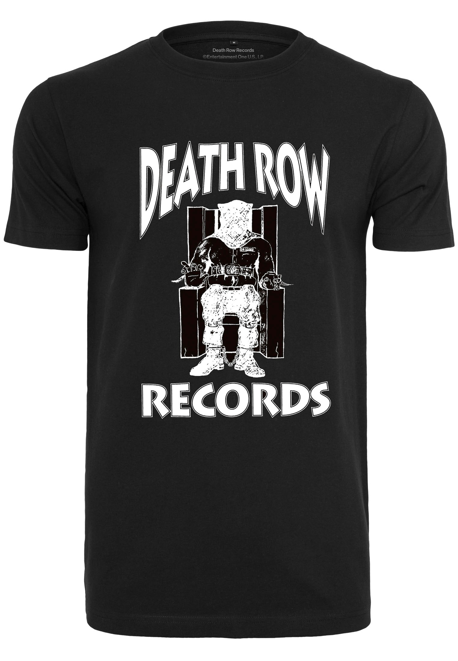 Death Row Logo Tee