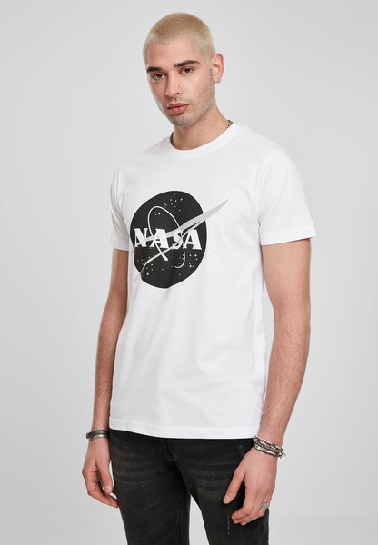 NASA Black-and-White Insignia Tee