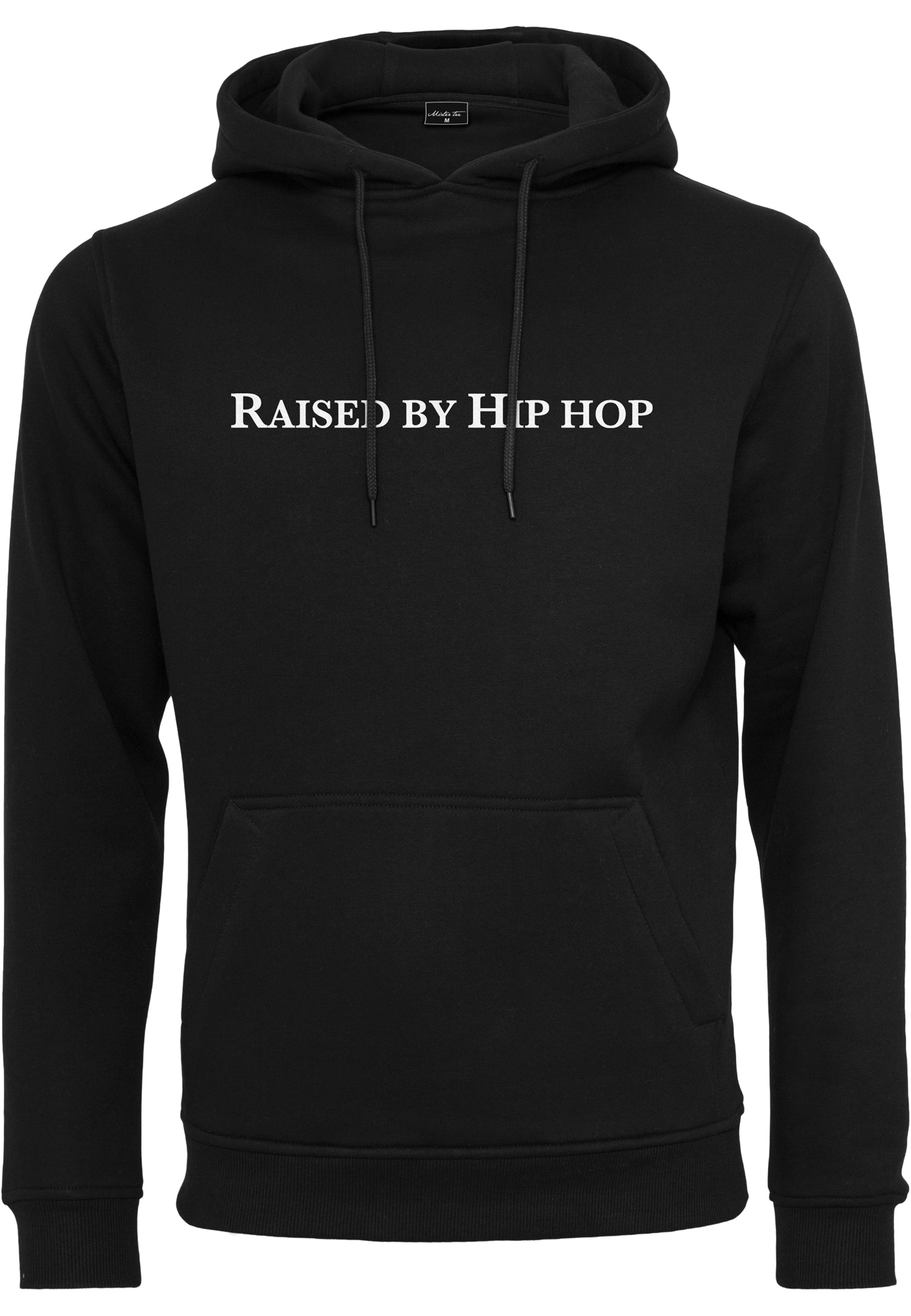 Raised by Hiphop EMB Hoody