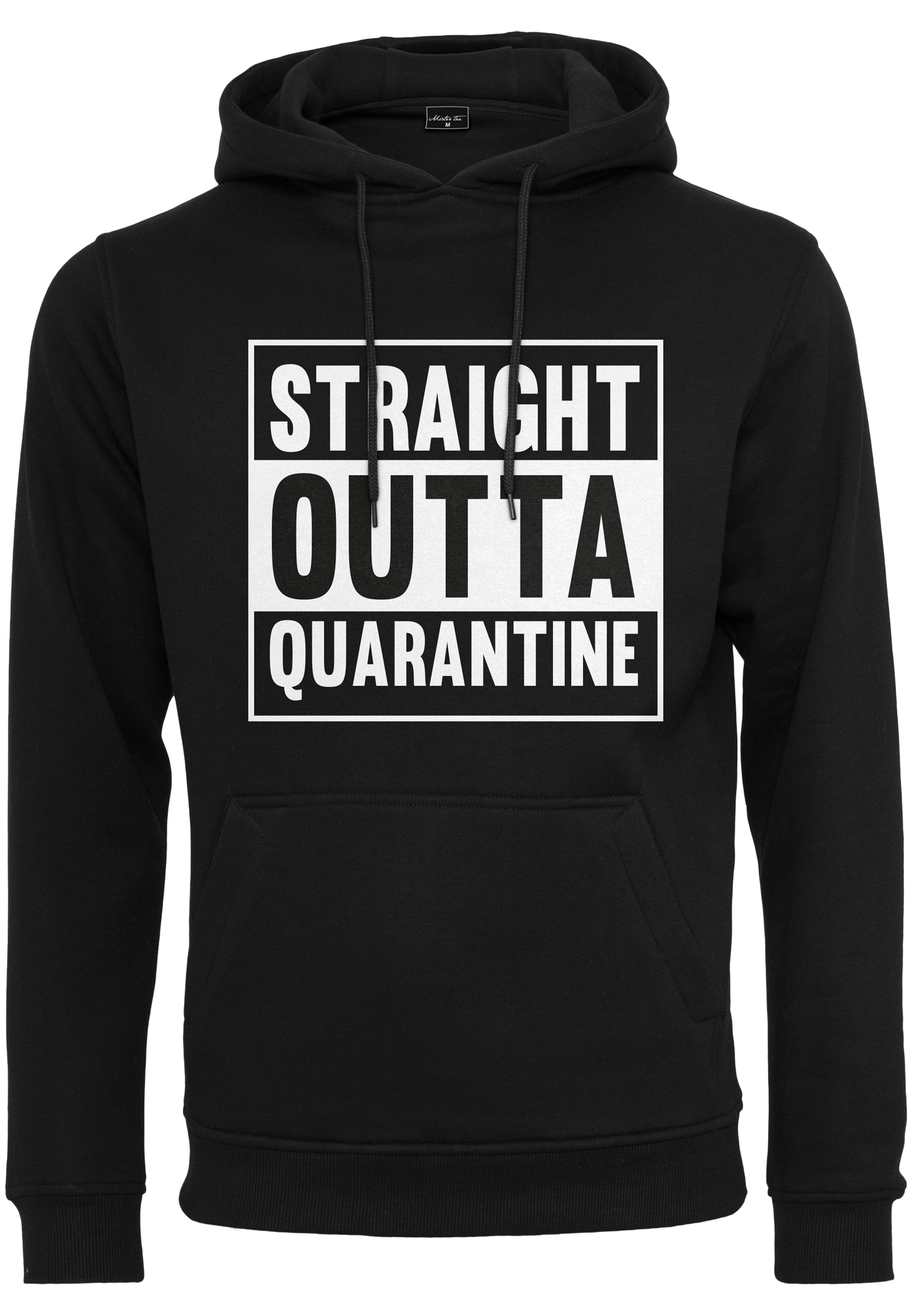 Straight Outta Quarantine Hoody