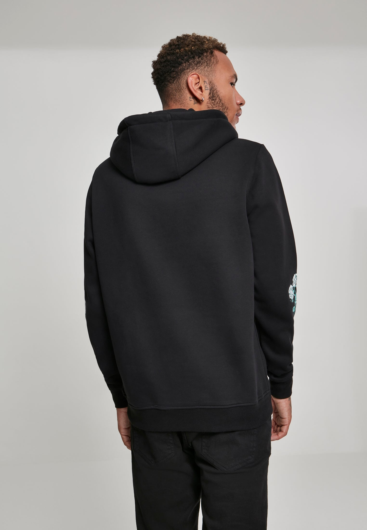 Rose Fake Love Hoody