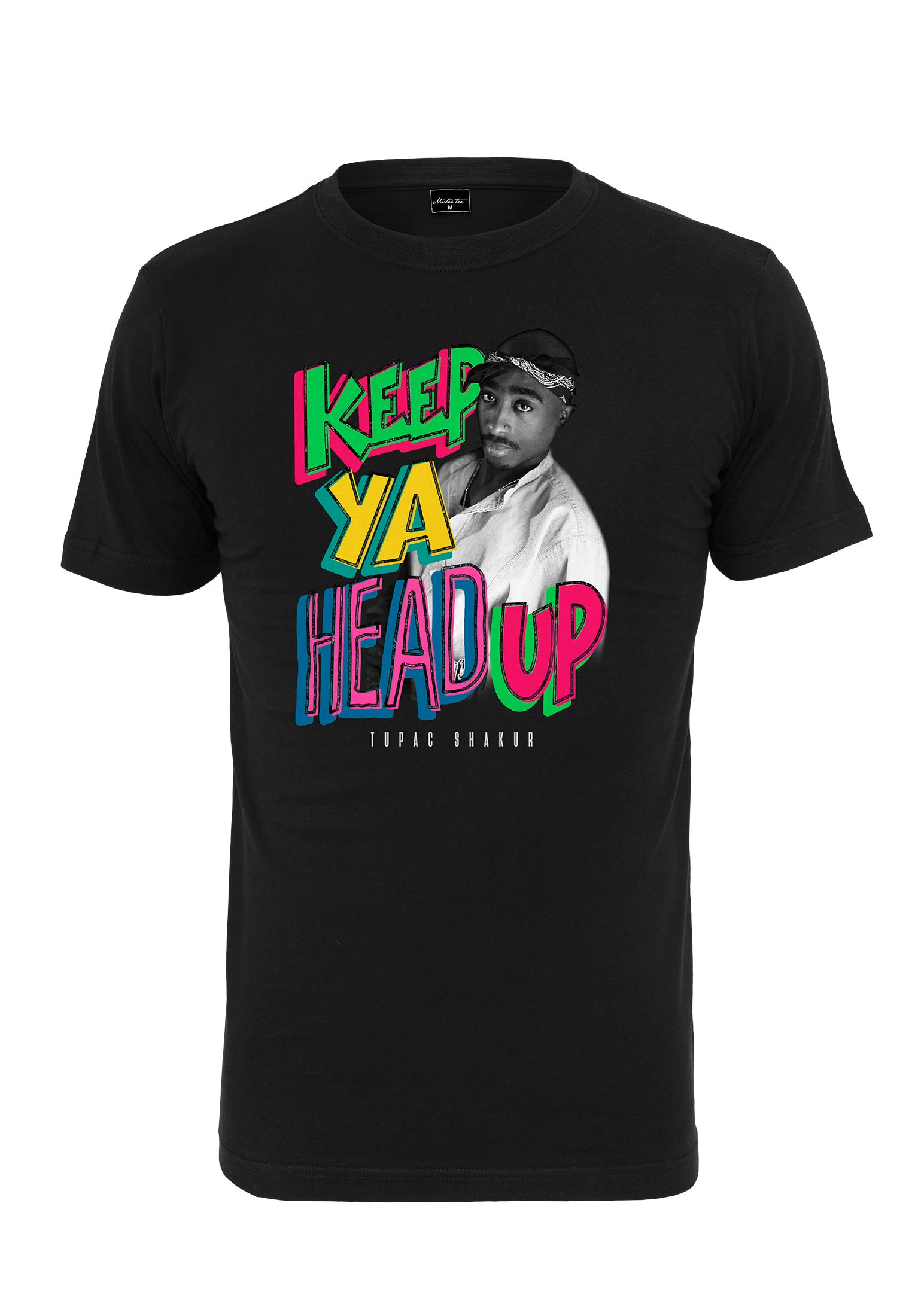 TuPac Keep Ya Head Up Tee