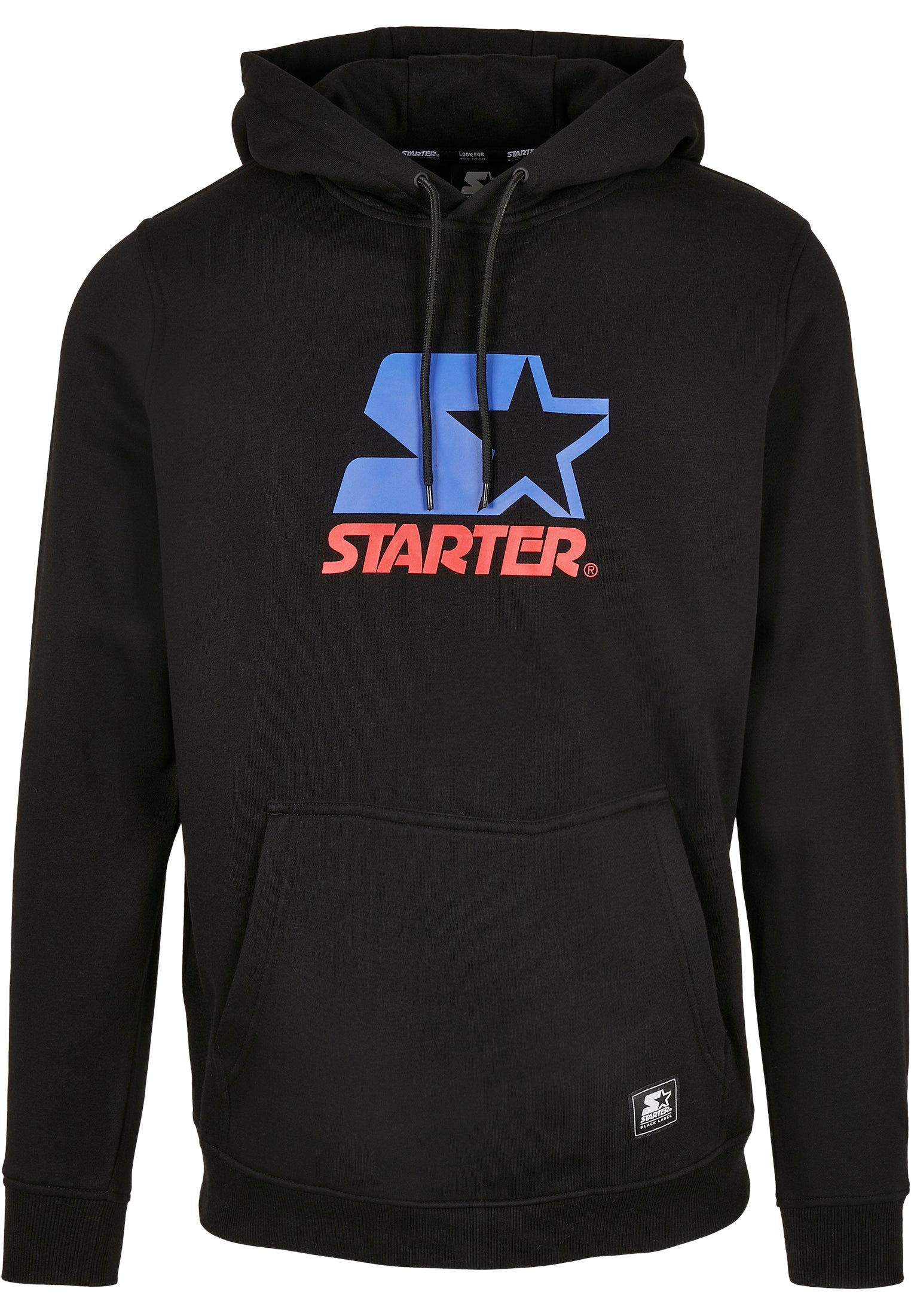 Starter Two Color Logo Hoody (Grijs)