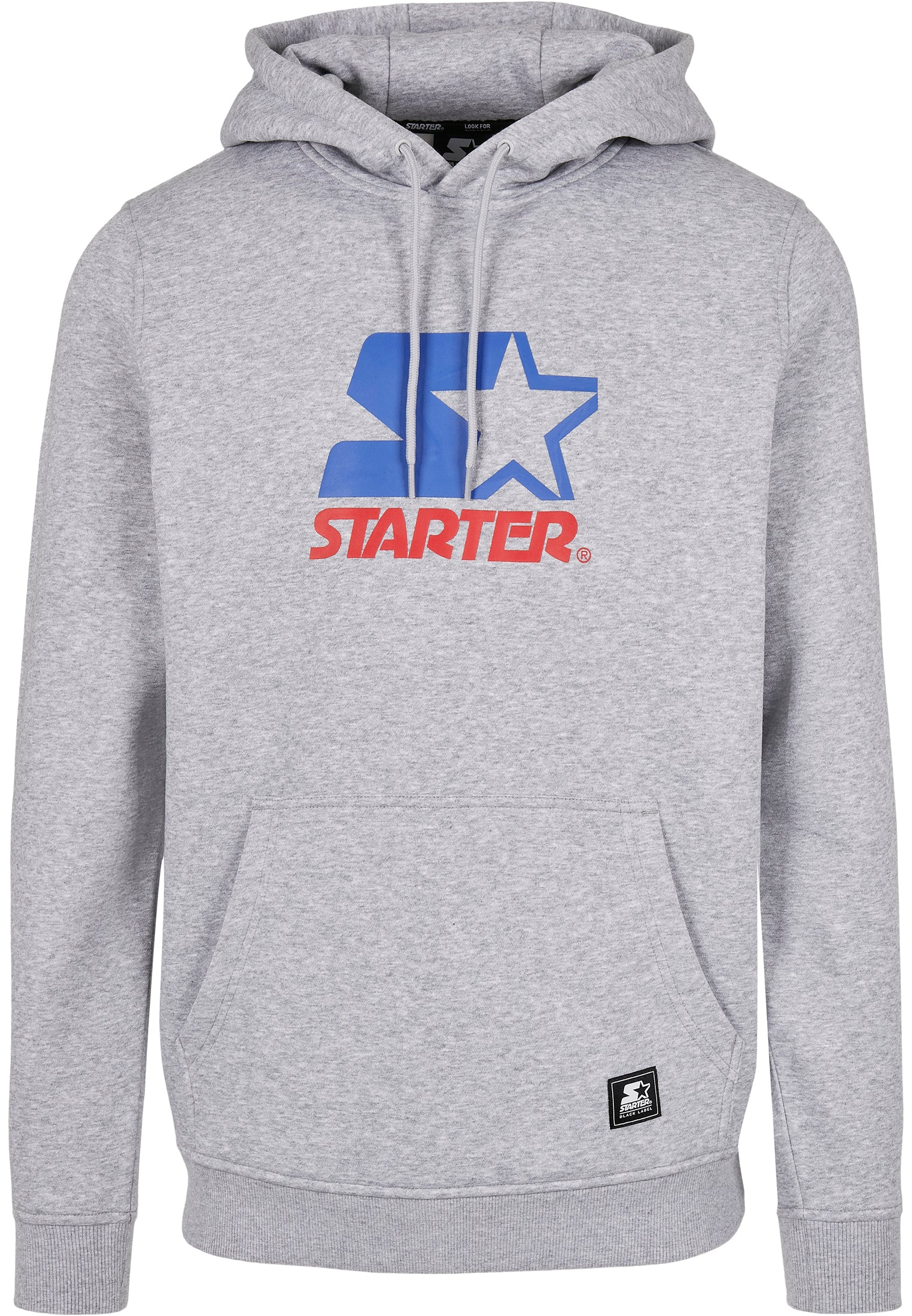 Starter Two Color Logo Hoody (Zwart)