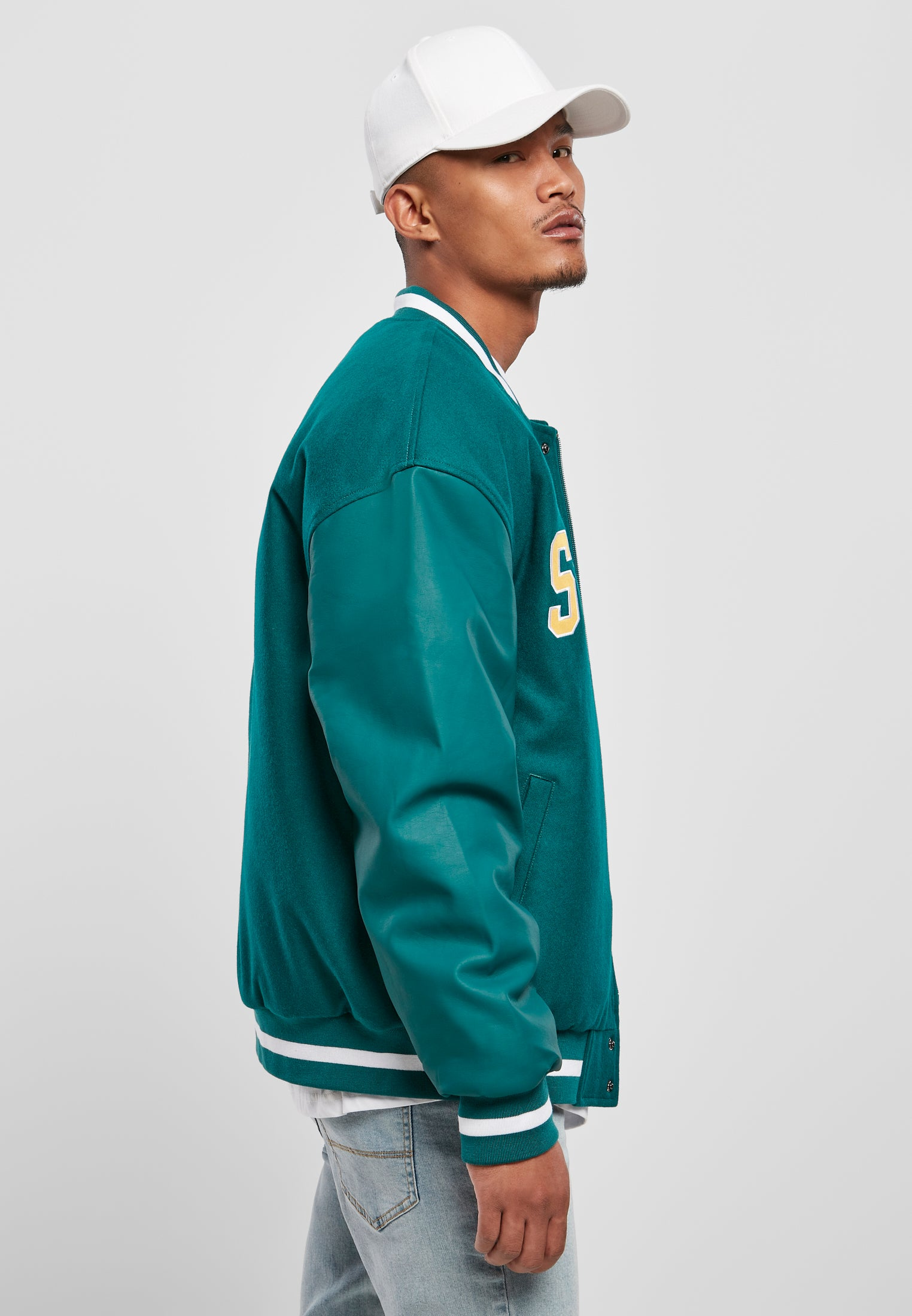 Starter Team Jacket (Retro groen)