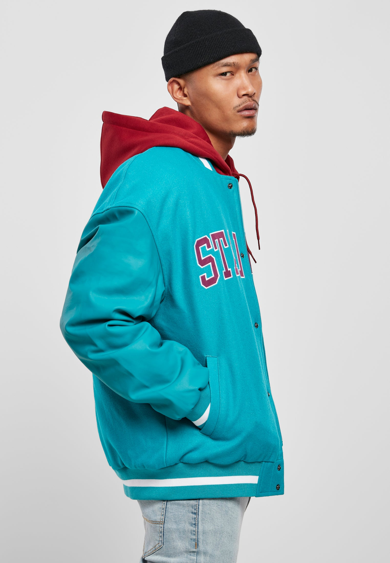 Starter Team Jacket (Blauw)