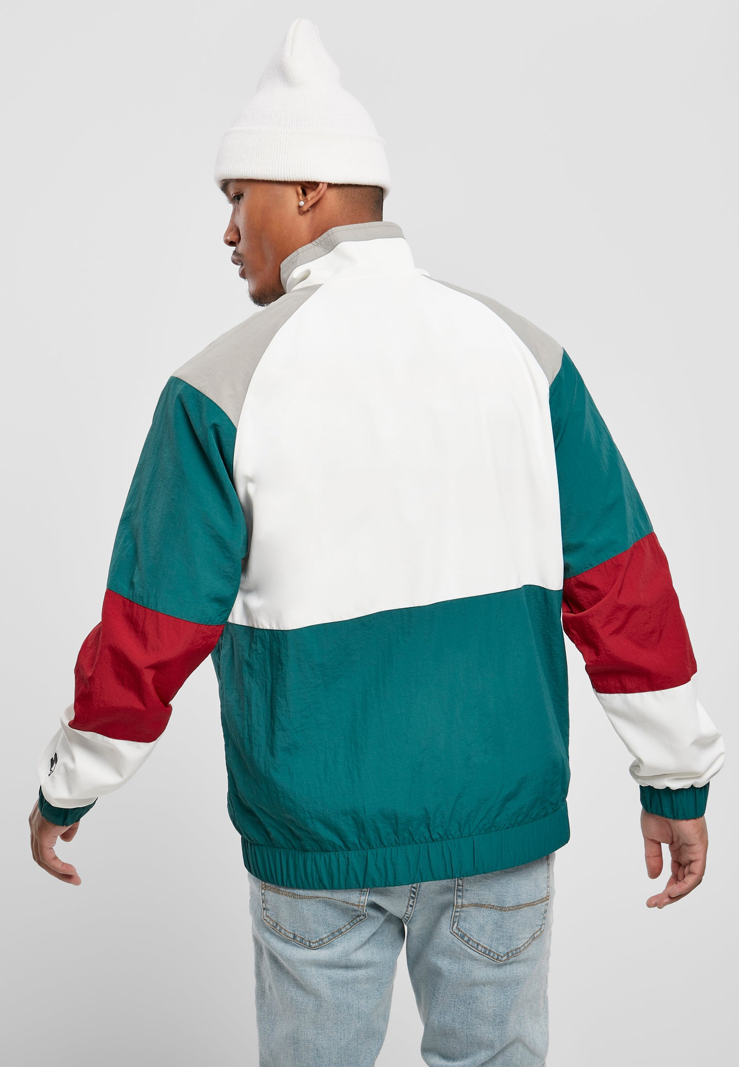 Starter Color Block Retro Jacket