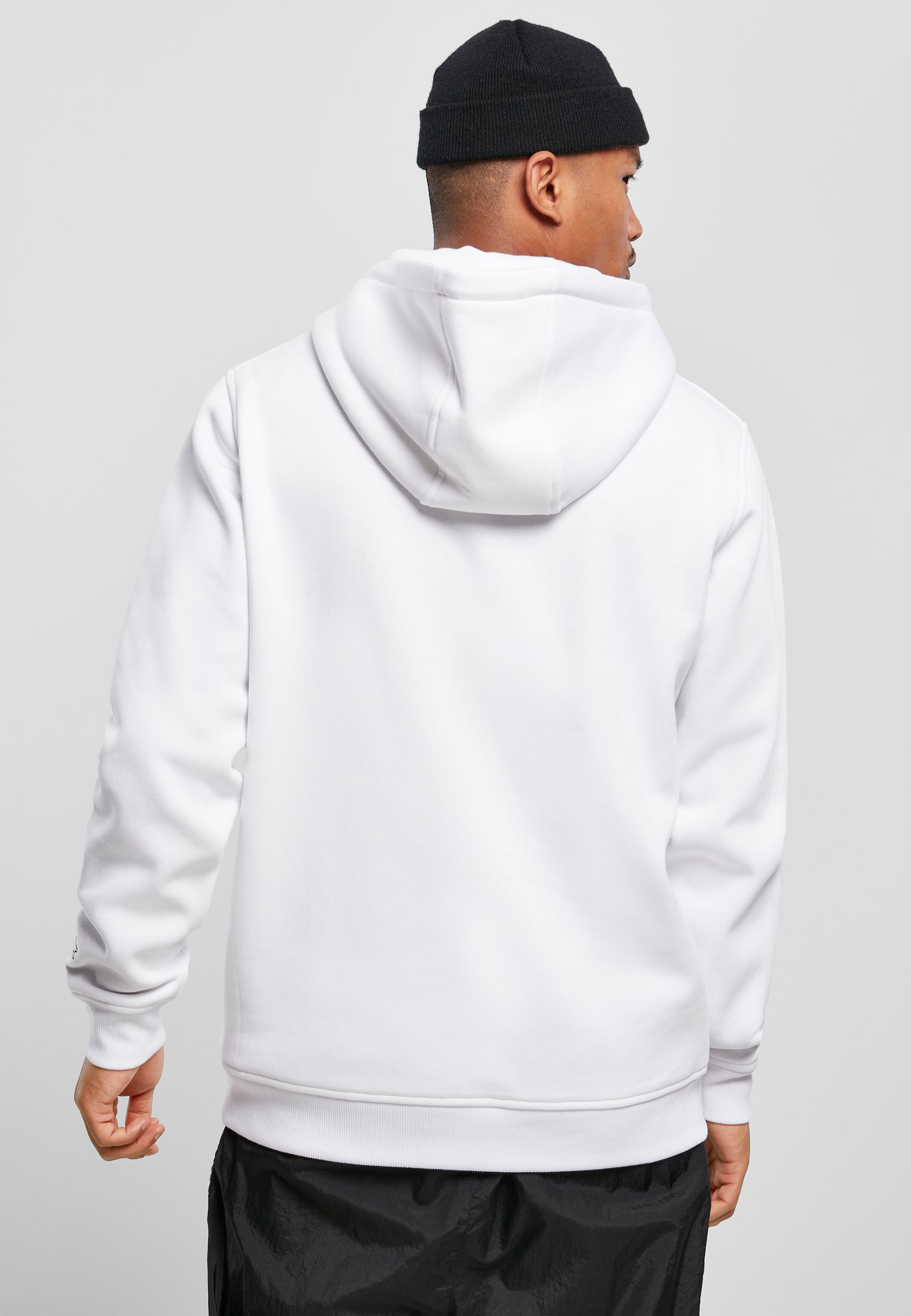 Starter The Classic Logo Hoody (Wit)