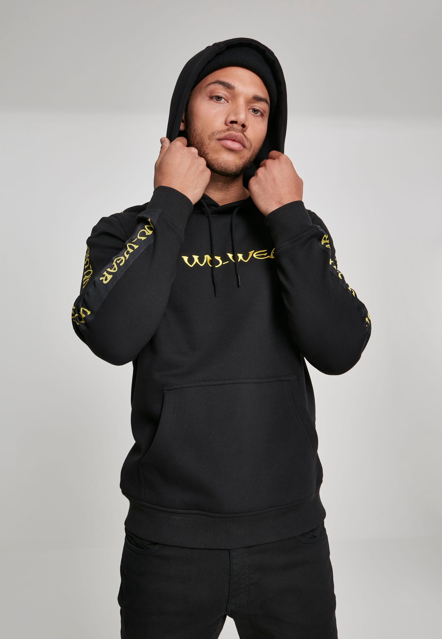 Wu-Wear Tape Hoody