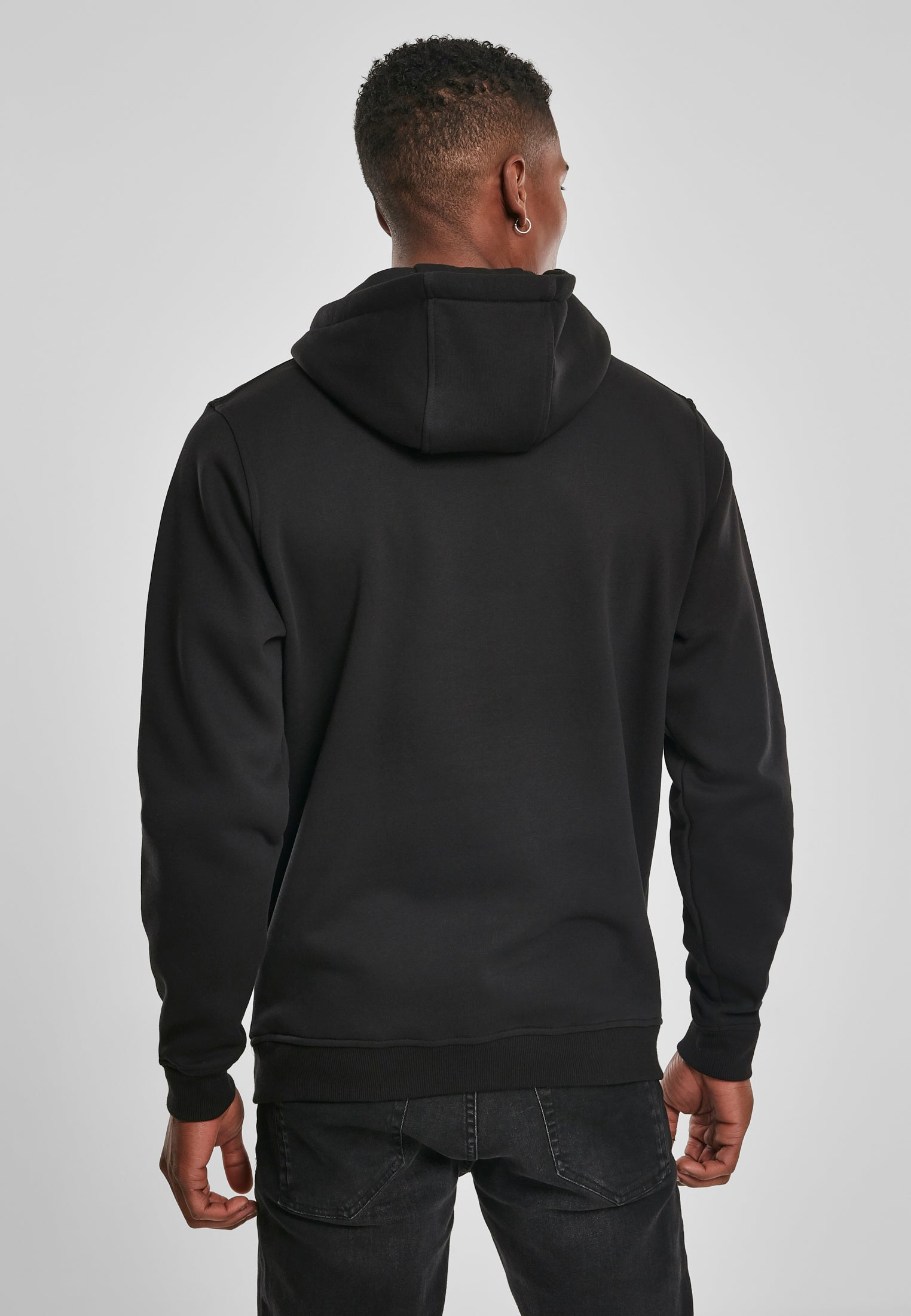 Wu-Wear Globe Patch Hoody