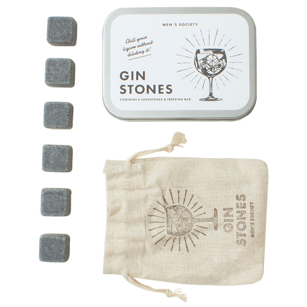 Gin Cooling Stones || Men's Society