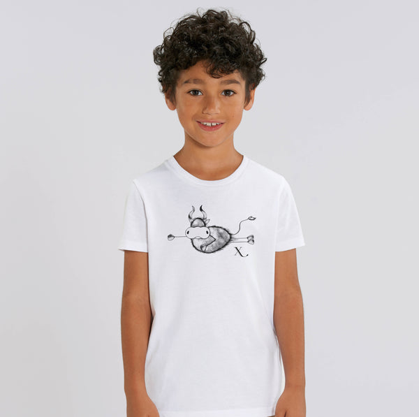 T-Shirt superOX Kids || Bio-Baumwolle