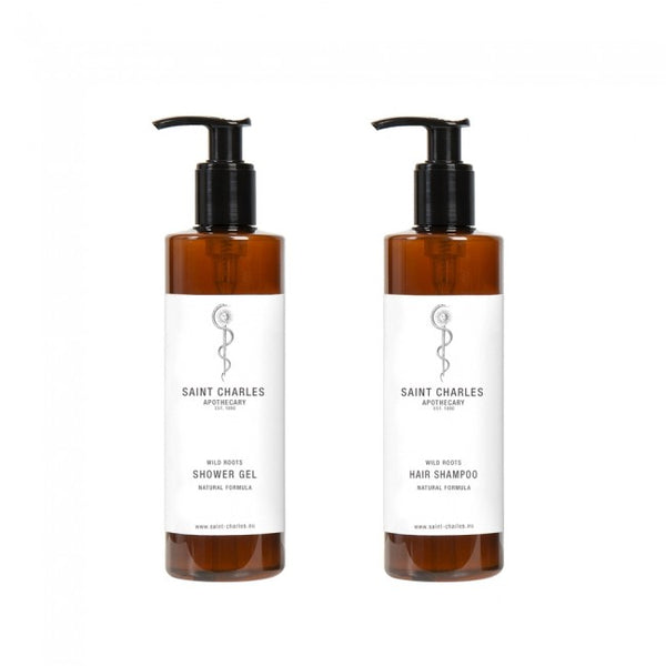 Saint Charles Wild Roots Shower Set