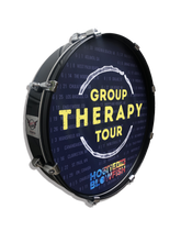 Load image into Gallery viewer, 2019 Group Therapy Tour Drum Head