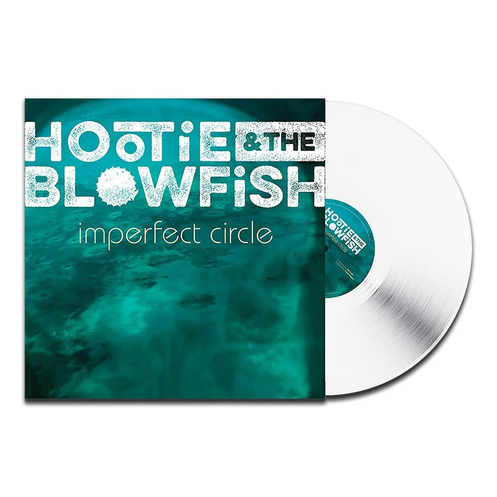 Imperfect Circle Vinyl - Clear