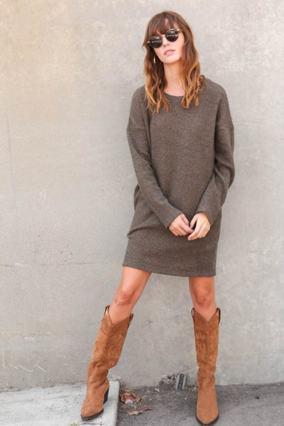 Duncan Sweater Dress