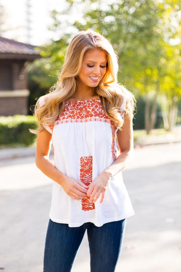 Guadalupe Sleeveless Top