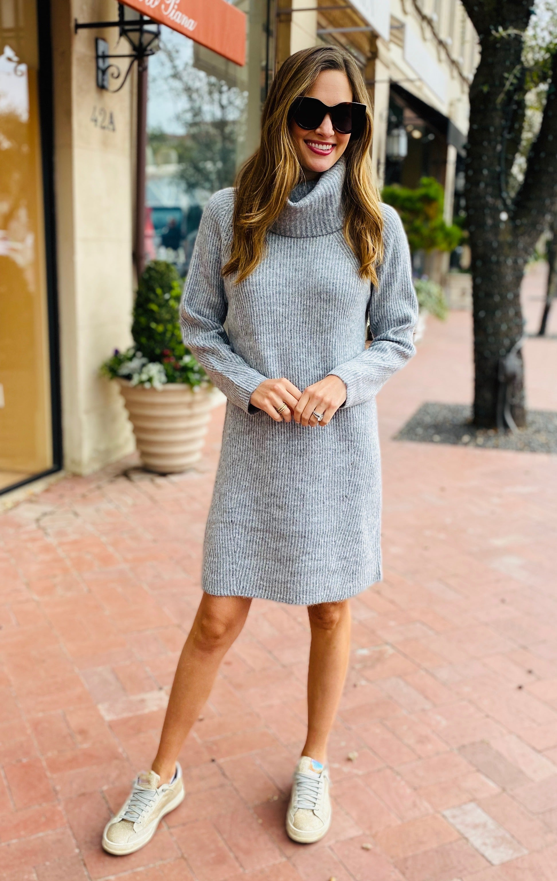 Grayson Sweater Dress