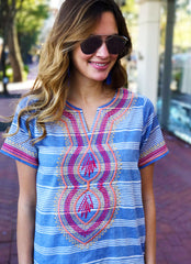 Clarissa Tunic Dress