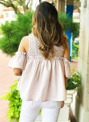 Meyer Top in Blush