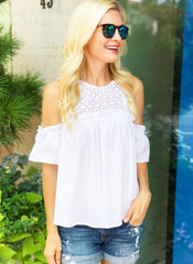 Meyer Top in White