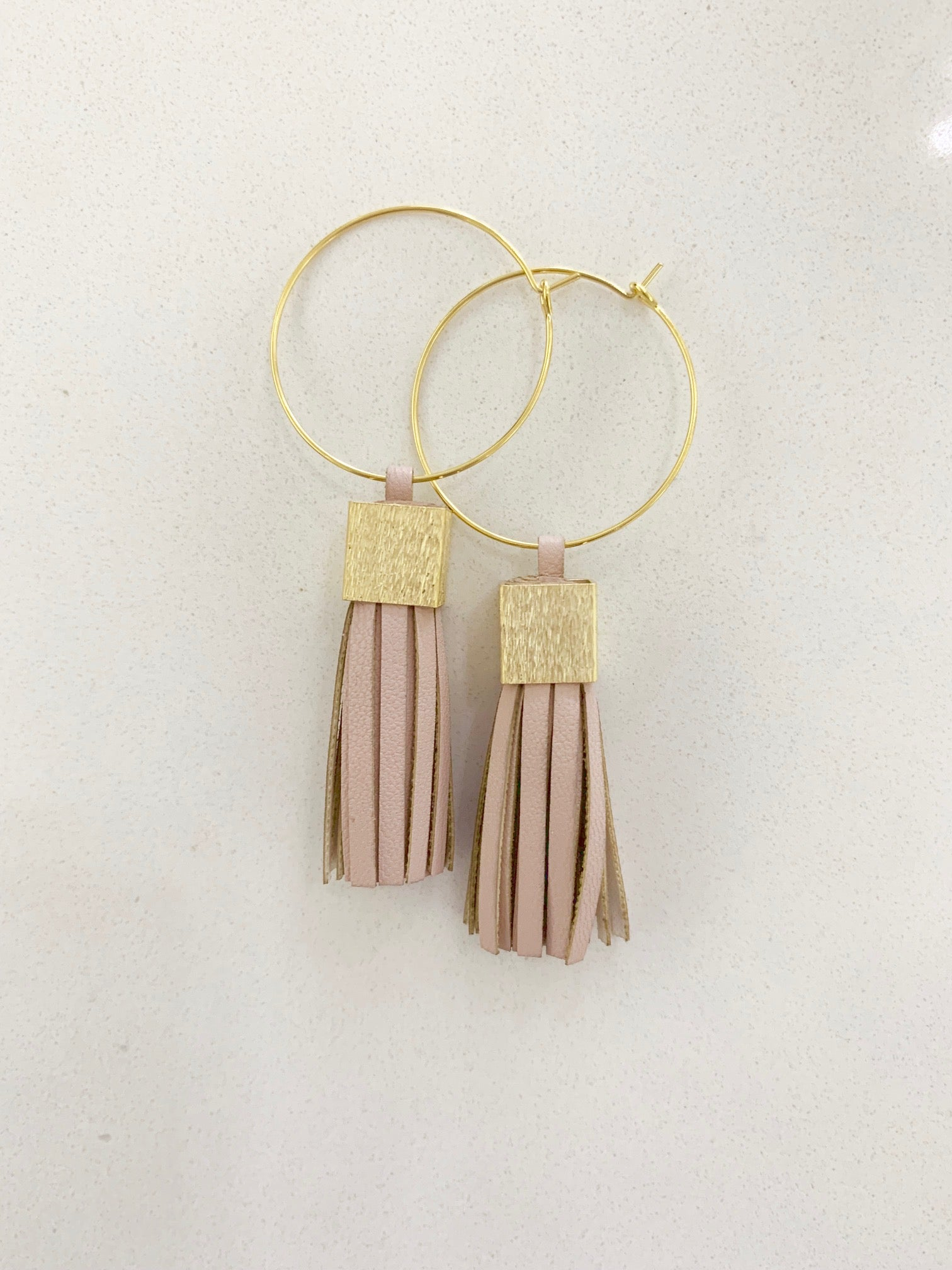 Leigh Tassle Earrings