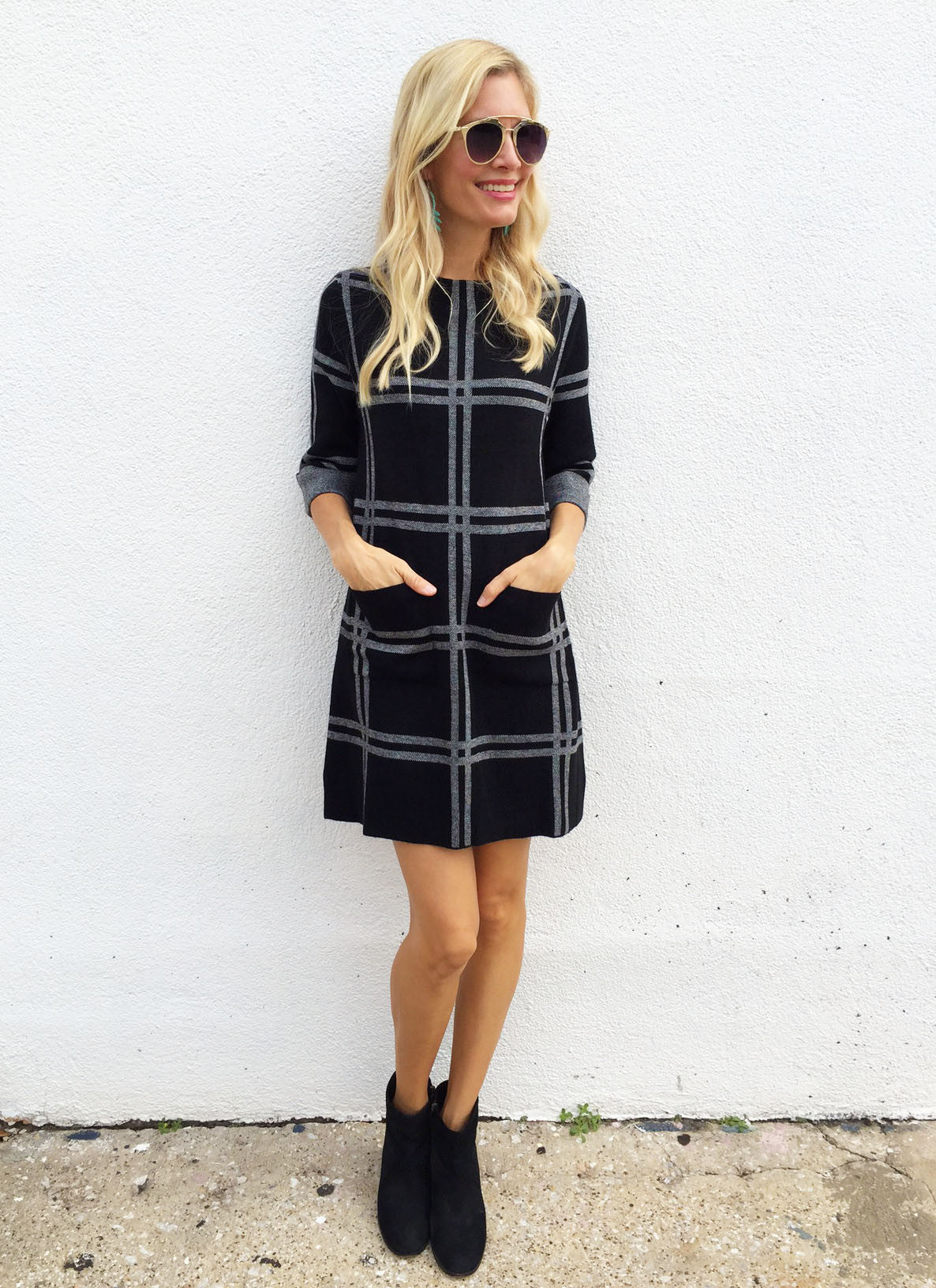 Joanna Sweater Dress
