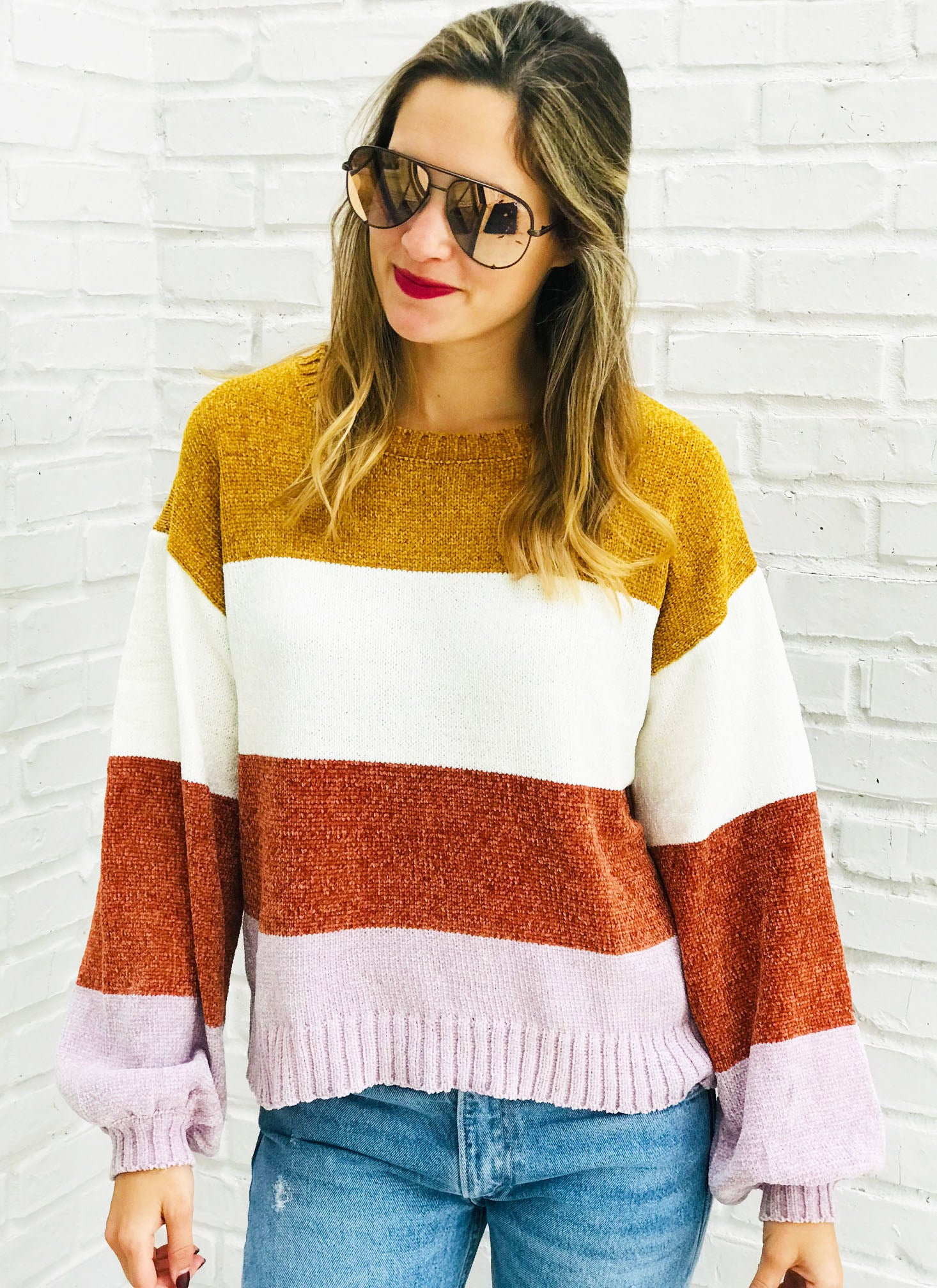 Smithy Sweater