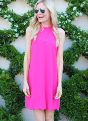 Harlan Dress in Pink