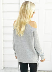 Lewis Sweater in Grey