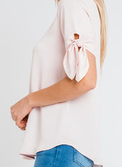 Amis Top in Blush
