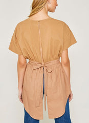 Camille Top in Camel