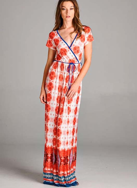 Lorena Maxi Dress